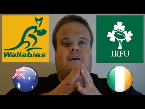 Australia vs Ireland Preview: June Tests 2018