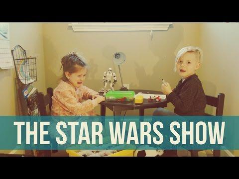 The Star Wars Show // Episode 1: Princess Strikes Back