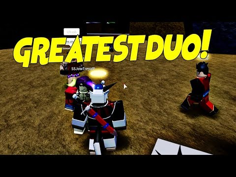 Teaming Up With Owtreyalp in Dragon Ball Z Final Stand! | Roblox
