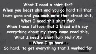 Machine Gun Kelly -- Street Dreams Lyrics