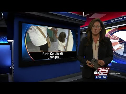 VIDEO: Texas reaches deal on birth certificates for immigrant kids