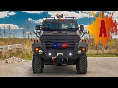 10 Most Expensive Armoured Vehicles In The World