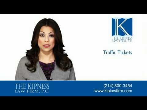 Dallas Traffic Ticket Attorney Texas Speeding Tickets Lawyers - Warrants & Suspended DL