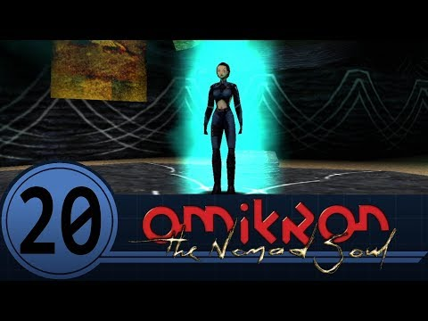 Bumbling Through Omikron: The Nomad Soul p.20