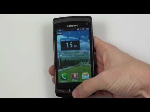 Samsung Wave II - Bada OS 1.2 a TouchWiz 3.0