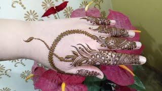 Finger Henna Design Videos 9videos Tv