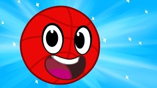 My Magic Basketball Morphle! - Morphle super hero bal sports Cartoon for kids playing basketball