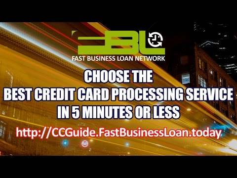 How to Choose the Best Credit Card Processing Service in 5 Minutes