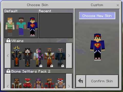 How To Get Free Minecraft Skins (Skinseed)