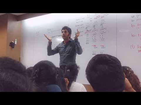 Prof. Shirish Vyas Motivational Last Lecture | Final CA | May, 2018 | Part - 1