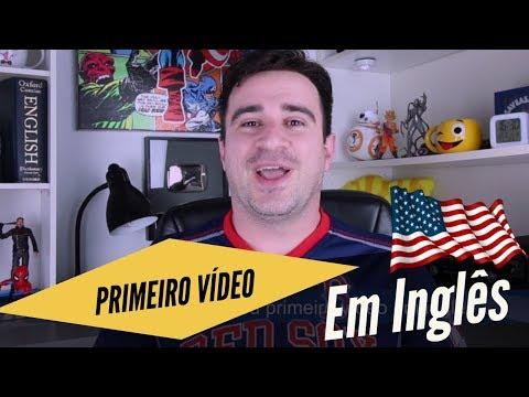 Primeiro Vídeo em Inglês - Gabriel Explica