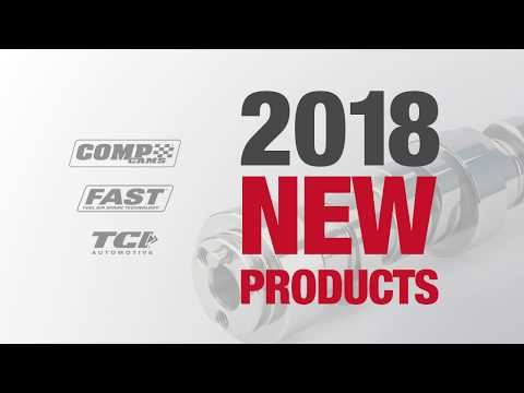 2018 NEW Products Overview