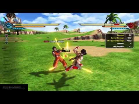 Dragonball Xenoverse 2 super spirit bomb n X100 BIG BANG KAMEHAMEHA combo