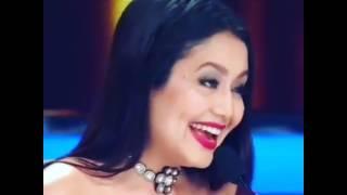 Whatsapp status neha kakkar sing song for srk