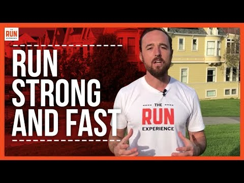 Run Strong and Fast! 10K Running Training