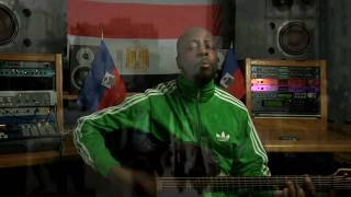 Wyclef Jean - Freedom (Song for Egypt)