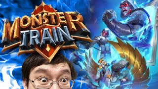 Monster Train - A Great Roguelike Card Game from HELL! w/ Trump