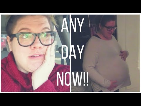 38 & 39 WEEK PREGNANCY UPDATE-TRYING TO INDUCE LABOR!
