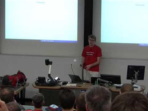 D-Bus in the kernel [linux.conf.au 2014]
