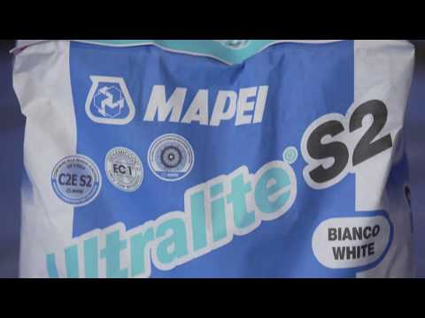 Mapei Ultralite Adhesives - Installing Large Format Tiles