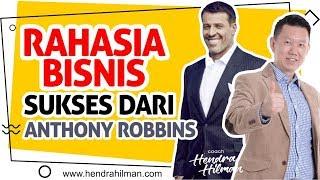 Coach Hendra Hilman - RAHASIA BISNIS SUKSES dari Anthony Robbins