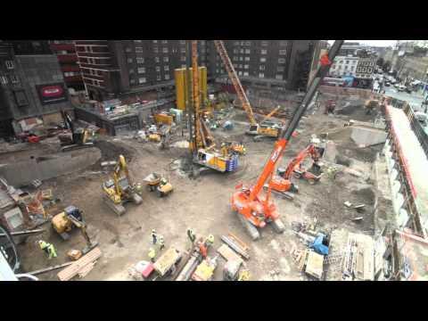 Phase 4 building progress timelapse - February 2016