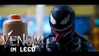 Venom Trailer in LEGO