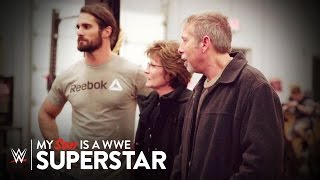 Seth Rollins: My Son is a WWE Superstar