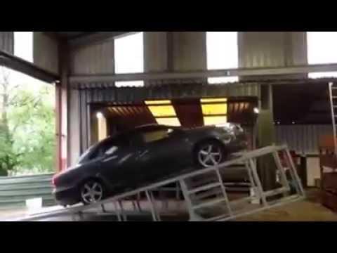Genius Home Car Ramp