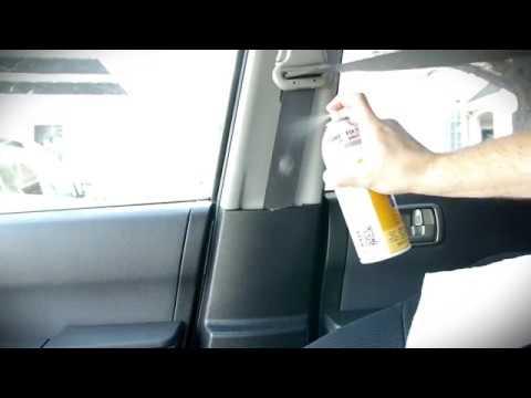 DIY How to Fix a Slow Retracting Seatbelt