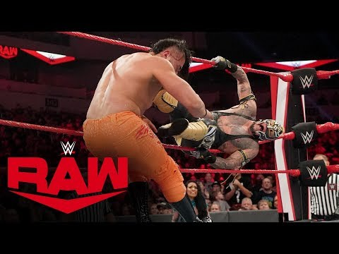Xxx Mp4 Andrade Vs Rey Mysterio – U S Title Ladder Match Raw Jan 20 2020 3gp Sex