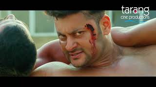 Anu Ku Kan Bancheiparibe Common Man? Super Action Scene , Abhay Odia Movie , Anubhav, Elina