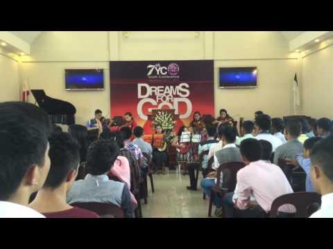Keep on the Firing Line and Saad sa Ginoo (Promise of God) Medley Ensemble