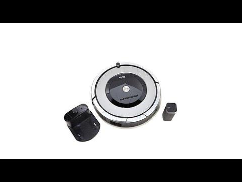 iRobot Roomba 860 Robot Vacuum with Virtual Wall