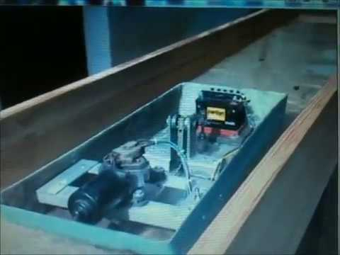 Boat Propulsion System