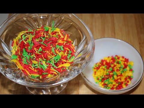 Sprinkles bangla recipe