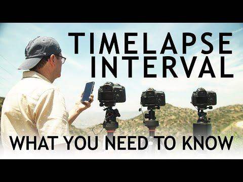 Time-Lapse Interval- What You Need to Know