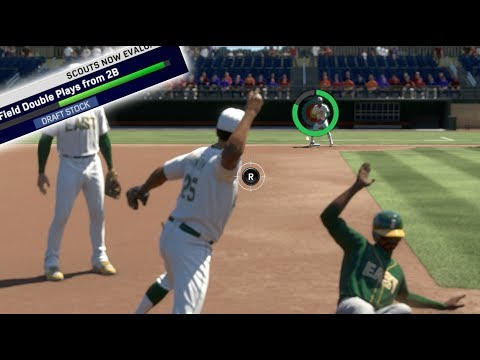 What If You Got A PERFECT SCORE At The Scouting Combine? MLB The Show 17