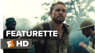 The Lost City of Z Featurette - Divine Sense of Purpose (2017) - Charlie Hunnam Movie