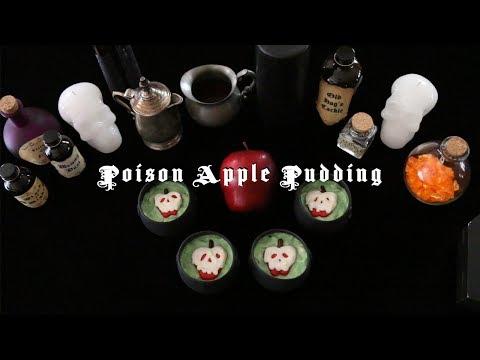 Poison Apple Pudding