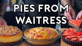 Binging with Babish: Pies from Waitress