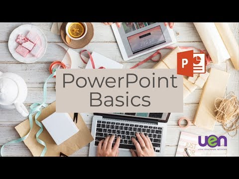 PowerPoint Baby Step 1 (MAC)