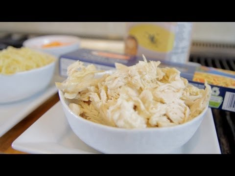 How to Make Shredded Chicken - Let's Cook with ModernMom