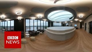 The Blavatnik School of Government (360 video) - BBC News