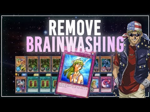 [Yu-Gi-Oh! Duel Links] Remove Brainwashing   This Deck is SPICY!!