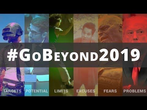 🎯 Go Beyond 2019