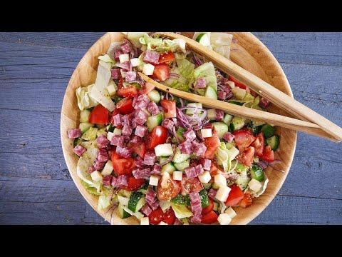 Rachael's Italian-American Salad