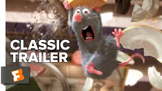 Ratatouille (2007) Trailer #1 | Movieclips Classic Trailers