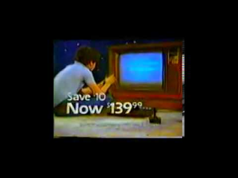 Sears Day Video Game Commercial from 1982  for Sears