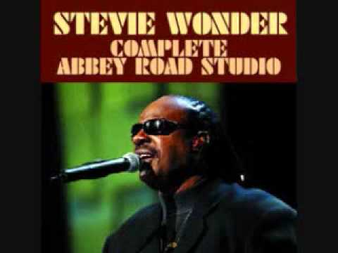 Stevie Wonder - You And I (Live at Abbey Road Studio in 2005)